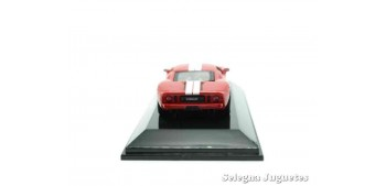 FORD GT ROJO - 1/64 AUTO ART