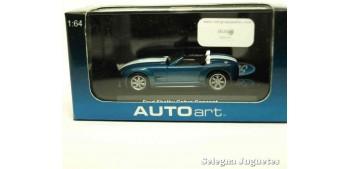 FORD SHELBY COBRA CONCEPT AZUL - 1/64 AUTO ART