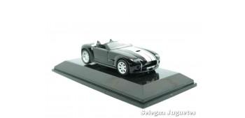 Ford Shelby Cobra negro escala 1/64 Auto art coche miniatura