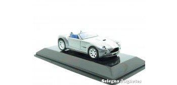 FORD SHELBY COBRA GRIS - 1/64 AUTO ART
