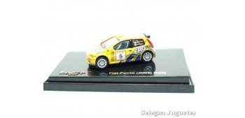 Fiat Punto 2003 Rally escala 1/87 Ricko