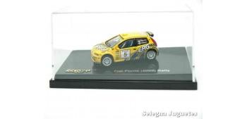 coche miniatura Fiat Punto 2003 Rally escala 1/87 Ricko