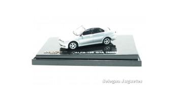 miniature car Alfa 156 Gta 2002 scale 1:87 Ricko