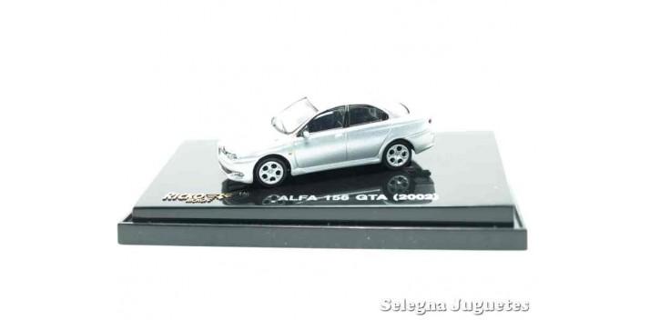 coche miniatura Alfa 156 Gta 2002 escala 1/87 Ricko