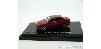 miniature car Alfa 156 Gta 2002 Red scale 1:87 Ricko