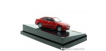 coche miniatura Alfa 156 Gta 2002 Rojo escala 1/87 Ricko