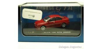 Alfa 156 Gta 2002 Rojo escala 1/87 Ricko