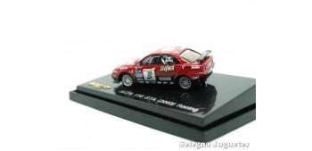 miniature car Alfa 156 Gta 2002 Racing scale 1:87 Ricko