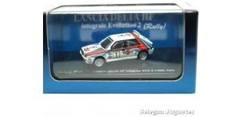 Lancia Delta HF Integrale Evo 2 1992 escala 1/87 Ricko