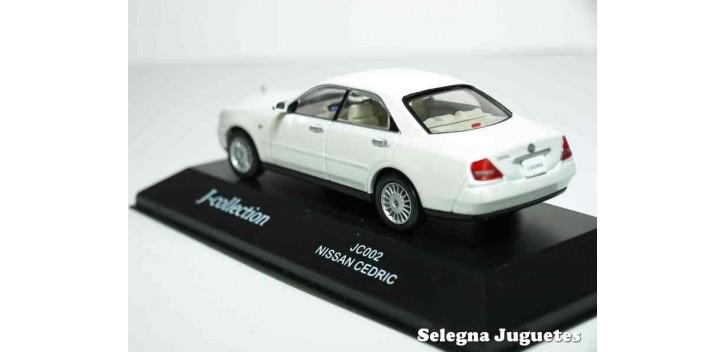 coche miniatura NISSAN CEDRIC - 1/43 - J-COLLECTION
