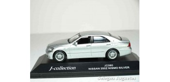 NISSAN 350Z NISMO SILVER - 1/43 - J-COLLECTION J Collection