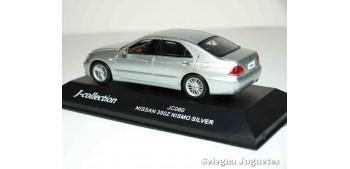 coche miniatura NISSAN 350Z NISMO SILVER - 1/43 - J-COLLECTION