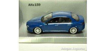 Alfa Romeo 159 azul 1/43 Mondo Motors