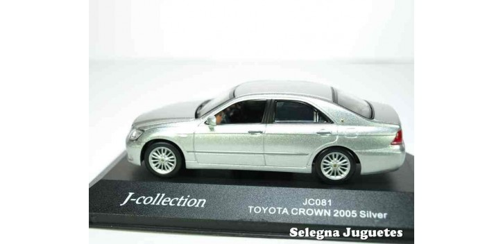 TOYOTA CROWN 2005 - 1/43 - J-COLLECTION