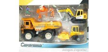 LOTE 01 MAQUINAS CONSTRUCCIONES Y OBRAS - CARARAMA