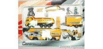 Lote 04 Maquinas Construcciones y Obras Cararama Obras, tractores