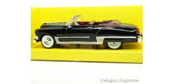 miniature car Cadillac Coupe de Ville 1949 1/43 Black Lucky Die