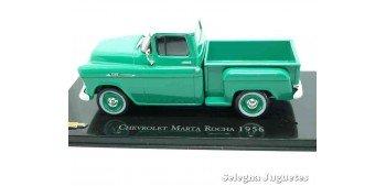 Chevrolet Marta Rocha 1956 escala 1/43 Ixo Coches a escala 1/43