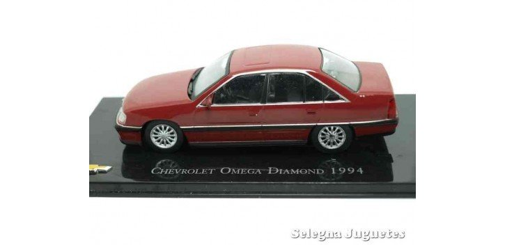 Chevrolet Omega Diamond 1994 escala 1/43 Ixo