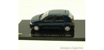 Chevrolet Celta Super 1.4 2006 scale 1:43 Ixo