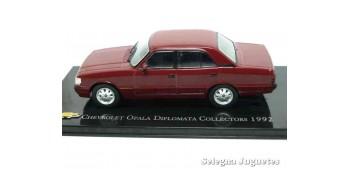 miniature car Chevrolet Opala Diplomata Collectors 1992 scale