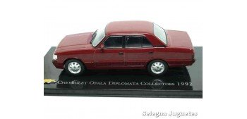 Chevrolet Opala Diplomata Collectors 1992 escala 1/43 Ixo