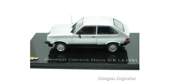 Chevrolet Chevette Hatch S/R 1.6 1981 scale 1:43 Ixo