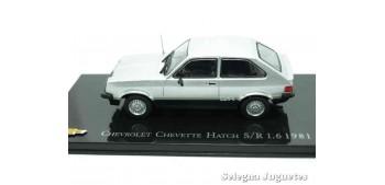 miniature car Chevrolet Chevette Hatch S/R 1.6 1981 scale 1:43