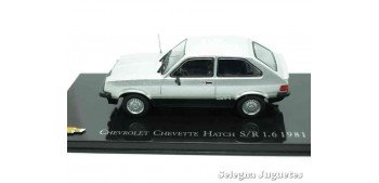 Chevrolet Chevette Hatch s-r 1.6 1981 escala 1/43 Ixo