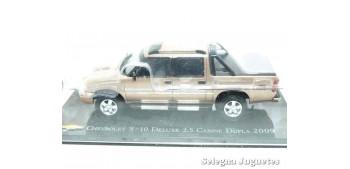 coche miniatura Chevrolet S-10 Deluxe 2.5 Cabine Dupla 2009