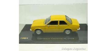 coche miniatura Chevrolet Chevttee SL 1979 escala 1/43 Ixo