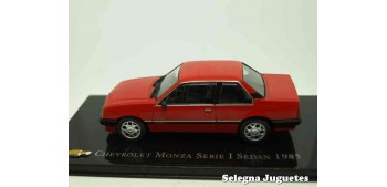 Chevrolet Monza Serie 1 Sedan 1985 escala 1/43 Ixo