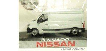 Nissan NV400 van scale 1:43 Ixo