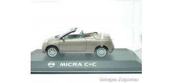 Nissan Micra C+C scale 1:43 Ixo