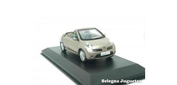 coche miniatura Nissan Micra C+C escala 1/43 Norev