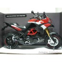 <h1>Modelo - Model - Modèle - Modell:Ducati Multistrada 1200 S Pikes Peak</h1> <h3>Fabricante - Manufacturer - Fabricant - Hersteller: New Ray</h3> <h2>Escala - Scala - Echelle - Mabstab: <strong>Escala1/12 - 1:12</strong></h2> <h1></h1>