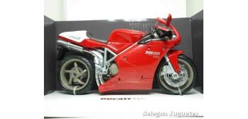 Ducati 998 S 1/12 New ray moto en miniatura