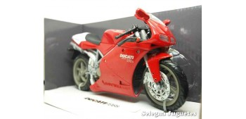 Ducati 998 S scale 1:12 New ray miniature motorcycle