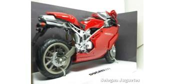 Ducati 999 1/12 New ray moto en miniatura