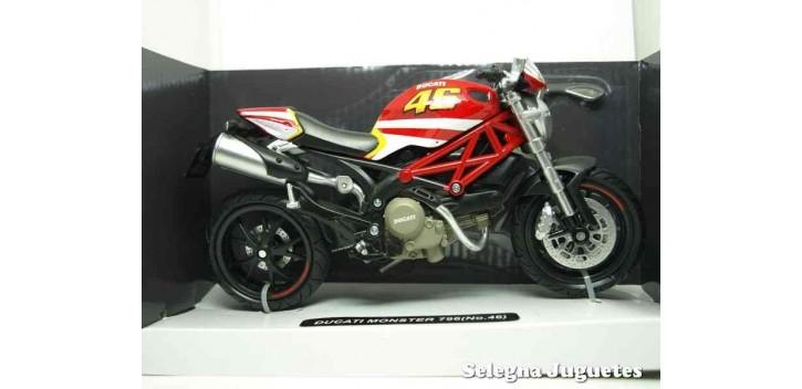 Ducati Monster 796 nº 46 1/12 New ray
