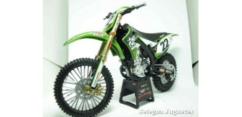 Kawasaki KX 450 F Chad Reed 1/12 New ray