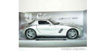 Mercedes Benz Sls Amg 1:24 Xtrem