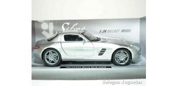 coche miniatura Mercedes Benz Sls Amg 1/24 Xtrem