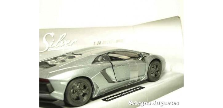 coche miniatura Lamborghini Aventador Lp 700-4 1/24 Xtrem