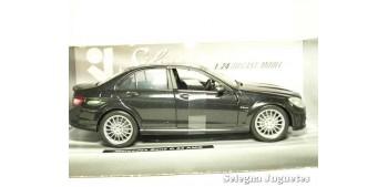 miniature car Mercedes Benz C 63 AMG 1:24 Xtrem