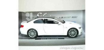 Bmw M3 coupe white 1:24 Xtrem
