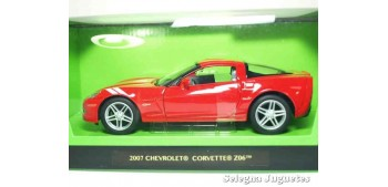 Chevrolet Corvette Z06 2007 1/24 Lucky Die Cast