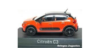 coche miniatura Citroen C3 2016 escala 1/43 Norev