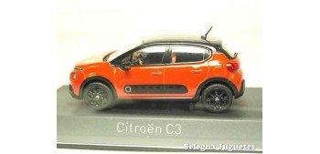 Citroen C3 2016 scale 1:43 Norev