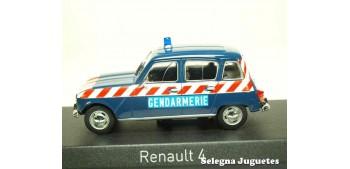Renault 4 Gendarmerie 19686 scale 1:43 Norev